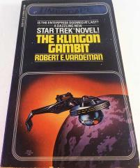 Klingon Gambit, The