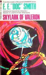 Skylark #3 - Skylark of Valeron