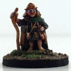 Halfling Archer, Pre-Painted (Limited Edition)
