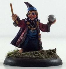 Halfling Wizard, Pre-Painted (Limited Edition)