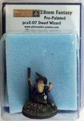 Dwarf Wizard, Pre-Painted (Limited Edition)