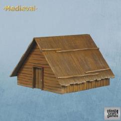 Medieval Hut