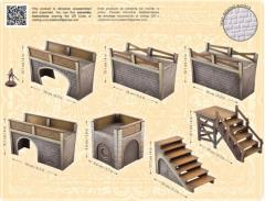 Sewers Walkway Set