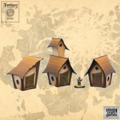 Nemesis - Bird Houses
