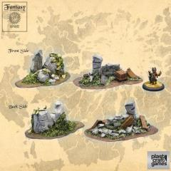 Nemesis - Forest Obstacles
