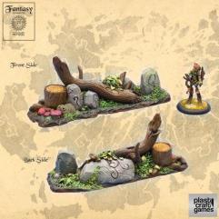 Nemesis - Forest Barricade