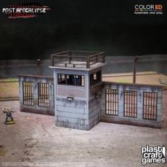 Prison Warden's Office