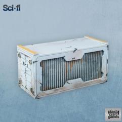 Sci-Fi Big Container