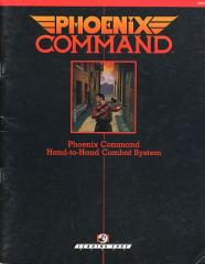Hand-to-Hand Combat System