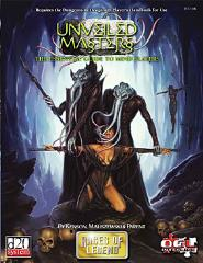 Unveiled Masters - The Essential Guide to Mind Flayers