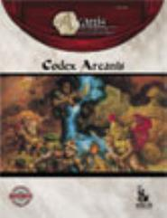 Living Arcanis - Codex Arcanis