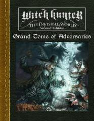 Grand Tome of Adversaries (2nd Printing)