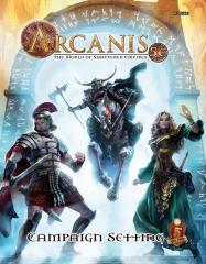 Arcanis - The World of Shattered Empires Campaign Setting