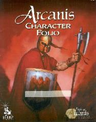 Arcanis Character Folio