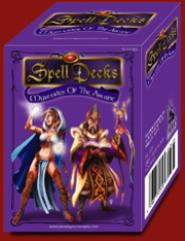 Spell Decks - Mysteries of the Arcane