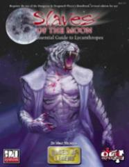 Slaves of the Moon - The Essential Guide to Lycanthropes