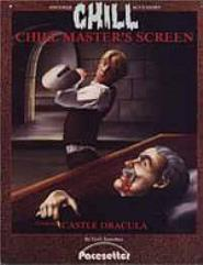 Chill Master's Screen w/Castle Dracula