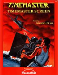 Timemaster Screen w/Missing - PT 109