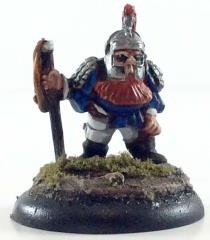 Dwarf Missile Troop Warrior, Pre-Painted (Limited Edition)