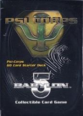 Psi-Corps Starter Deck