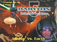 Two Player Campaign Starter Set #2 - Minbari vs. Earth
