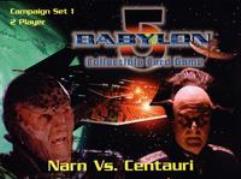Two Player Campaign Starter Set #1 - Narn vs. Centauri