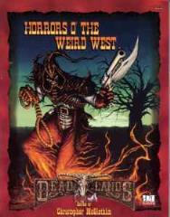 Horrors o' the Weird West