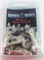 Heroes of Weird War II