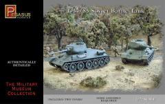 T-34/85 Soviet Battle Tank