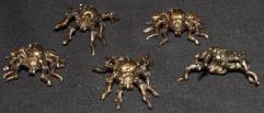 Clockwork Tarantulas