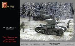 Soviet T-26 Light Tank