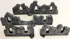Castle Wall Ruins #1