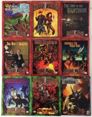 Deadlands d20 Collection - 9 Books!
