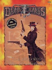 Deadlands - The Weird West RPG