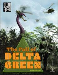 Fall of DELTA GREEN