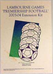 Premiership Football - 2003-04 Extension