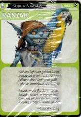 Skull & Shackles Promo Card - Ranzak (Free RPG Day 2014)