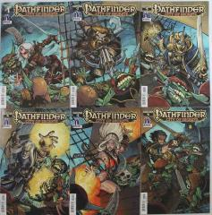 Pathfinder - City of Secrets Complete Collection, 6 Issues!