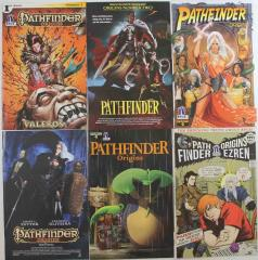 Pathfinder Origins Complete Collection - 6 Issues!