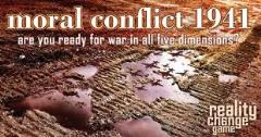 Moral Conflict 1941 - Are you Ready for War in all Five Dimensions?