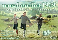 Moral Conflict 1939 - Are You Equipped for Life in all Five Dimensions?