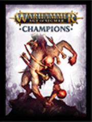 Champions of Death Card Sleeves (50)