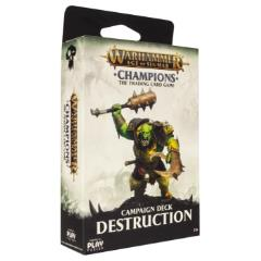 Campaign Deck - Destruction