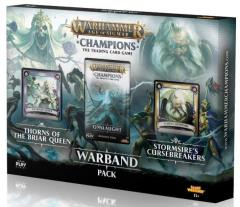 Warband Pack #1 w/Thorns of the Briar Queen & Stormsire's Cursebreakers