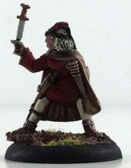 Female Thief Adventurer, Pre-Painted (Limited Edition)
