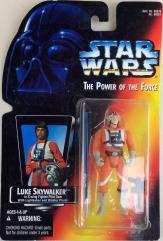 Power of the Force, The - Luke Skywalker in X-Wing Fighter Piloe Gear