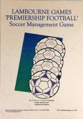 Premiership Football Soccer Management Game