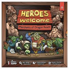 Heroes Welcome - Merchants of Dragon Reach
