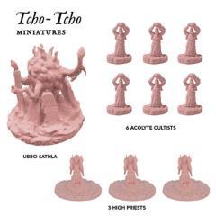 Tcho-Tcho Expansion