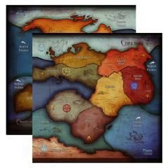 3-5 Player Earth Map (Oversized)